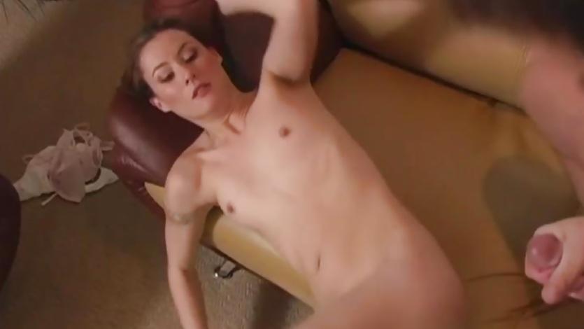 Naked men with big balls