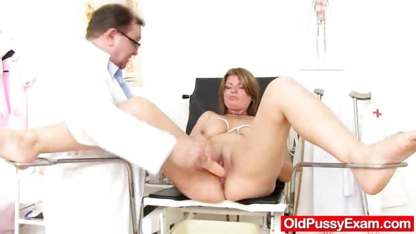 Порно туб у гинеколога