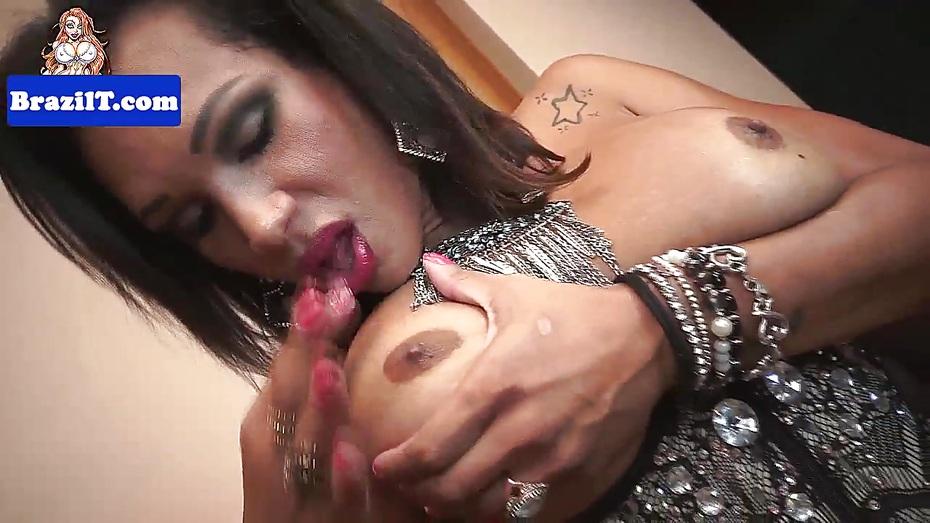 Valentina Marques Jerks Off Featuring Stockings Solo Cumshot Latina Fuq Com 1
