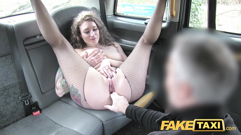 Fake driving school worst driver ever get fucked in the car 4