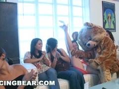 Dancing Bear Hotel Party
