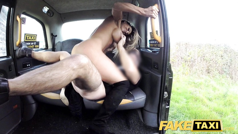 Fake taxi stunning welsh milf with hot body 6