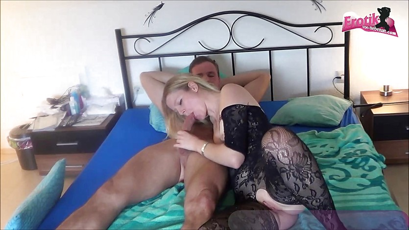 Teen and her dog on cam
