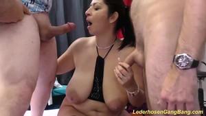 Threesome lesbia wife fuckd